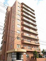 北海道札幌市東区北三十五条東1丁目の賃貸マンションの外観