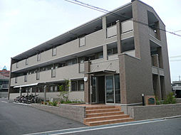 和歌山県和歌山市北島の賃貸マンションの外観