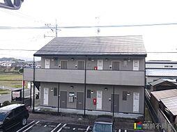 カーサ弐番館[1階]の外観
