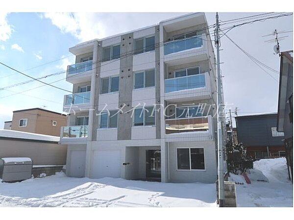 Peerson N35 4階の賃貸【北海道 / 札幌市東区】