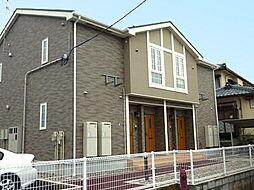 新潟県新潟市江南区二本木2丁目の賃貸アパートの外観