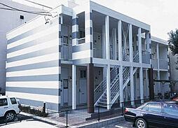 愛知県名古屋市昭和区駒方町1丁目の賃貸アパートの外観