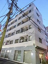 神奈川県横浜市中区山田町の賃貸マンションの外観