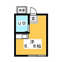 鶴見駅 3.6万円