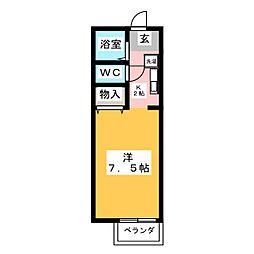 三祥庵[1階]の間取り