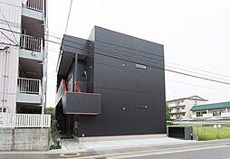 エフワイスタイル箱崎[1階]の外観