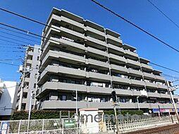 千葉県船橋市滝台町の賃貸マンションの外観