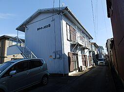 三重県鈴鹿市庄野町の賃貸アパートの外観