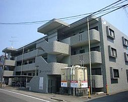 宮崎県宮崎市昭和町の賃貸マンションの外観