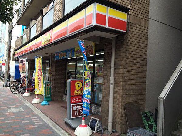 【コンビニエンスストア】デイリーヤマザキ門真店まで329m