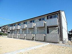 三重県鈴鹿市神戸5丁目の賃貸アパートの外観