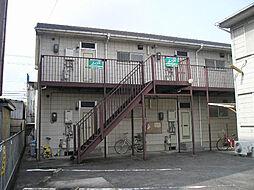 三重県四日市市久保田2丁目の賃貸マンションの外観