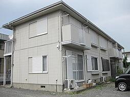 JR五日市線 武蔵五日市駅 徒歩10分の賃貸アパート