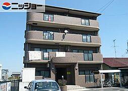 サニーシャトー[3階]の外観