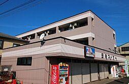 埼玉県三郷市新和5丁目の賃貸マンションの外観