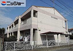スカイヒルズぬか塚[2階]の外観