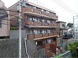 ヴァンハウス横須賀中央[2F号室]の外観