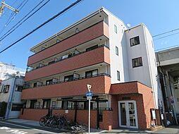 メルベーユ高井田[3階]の外観