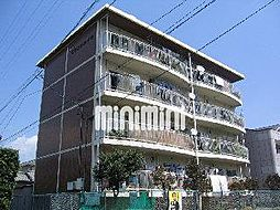 高柳グランドハイツ[3階]の外観