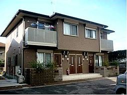 大阪府高石市東羽衣2丁目の賃貸アパートの外観
