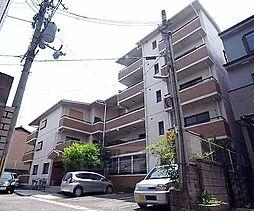 京都府京都市西京区山田大吉見町の賃貸マンションの外観