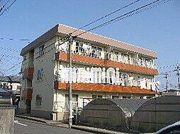 コーポ橘[2階]の外観