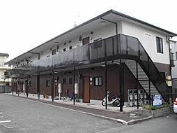 兵庫県明石市林3丁目の賃貸アパートの外観