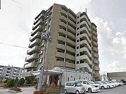 兵庫県姫路市広畑区小松町1丁目の賃貸マンションの外観