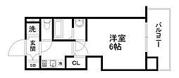 アクアプレイス京都洛南II[2階]の間取り
