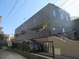 千葉県千葉市中央区松波3丁目の賃貸マンションの外観