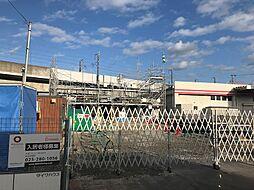 新潟県新潟市中央区新和1丁目の賃貸アパートの外観