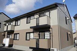 広島県三原市本郷南5丁目の賃貸アパートの外観