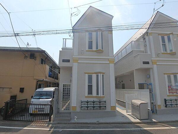 フェリスウインク 2階の賃貸【東京都 / 中野区】