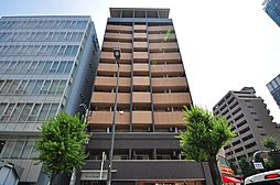 大阪府大阪市福島区福島6丁目の賃貸マンションの外観