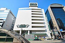 ショッピングセンター東急ハンズ心斎橋店まで1998m