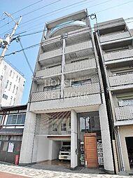京都府京都市左京区下鴨西半木町の賃貸マンションの外観
