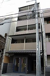 グランジュール綾小路[3階]の外観