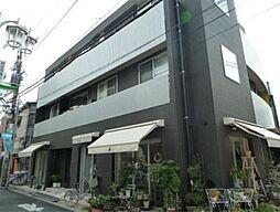 東京都世田谷区経堂3丁目の賃貸マンションの外観