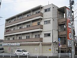 コーポ矢田橋[4階]の外観