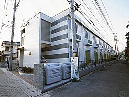 兵庫県姫路市神子岡前の賃貸アパートの外観