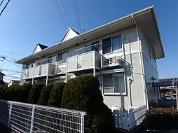 兵庫県加古川市加古川町備後の賃貸アパートの外観