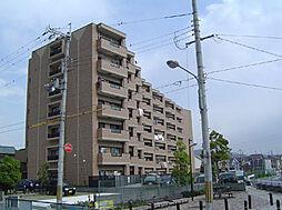 京都府宇治市五ケ庄戸ノ内の賃貸マンションの外観