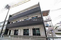 岡山県岡山市中区原尾島4丁目の賃貸アパートの外観