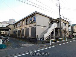 富士ハイツA[1階]の外観