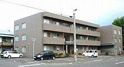 北海道札幌市東区北二十二条東23丁目の賃貸マンションの外観
