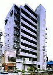 シンベルク横濱[502号室]の外観