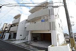 ビスタ千早宝塚[3階]の外観