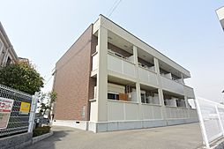 大阪府枚方市枚方元町の賃貸アパートの外観
