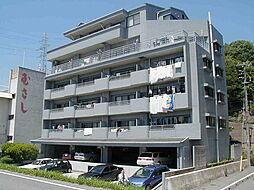 ロイヤルハウス山手[4階]の外観