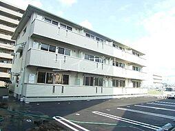 リビングタウン北川添 A棟[1階]の外観